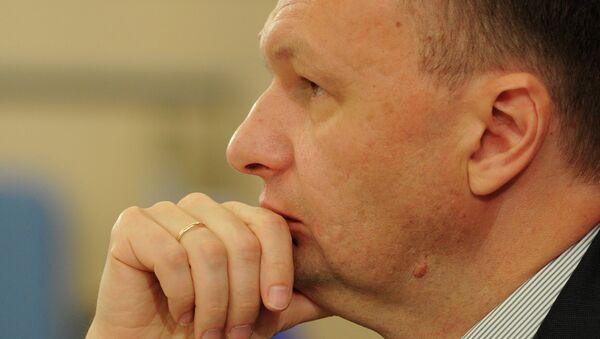 Михаил Сеславинский. Архивное фото