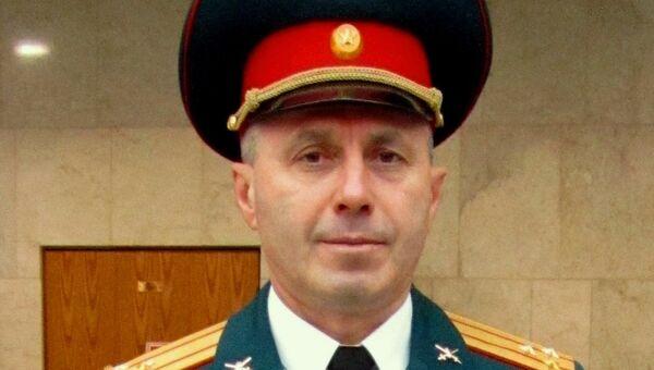Полковник Владимир Коргутов
