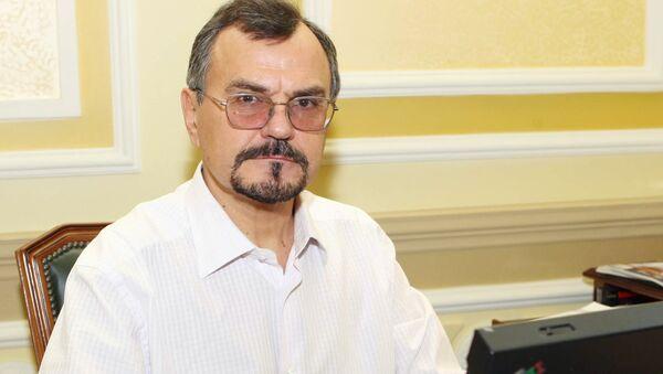 Вадим Долганов, главный редактор газаеты «Киевская правда»