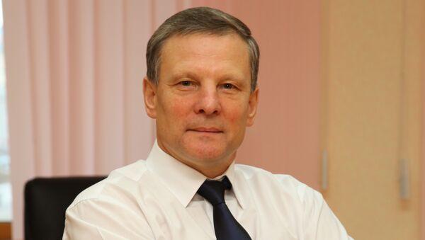 Заместитель главы администрации НАО по природным ресурсам и экологии Игорь Михайлов