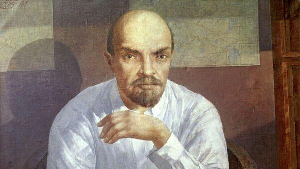 Картина Портрет В.И. Ленина