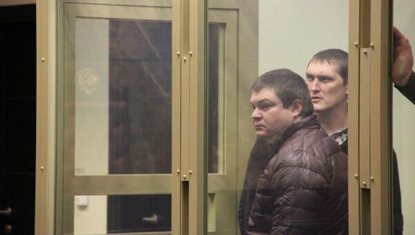 Предполагаемый лидер кущевской банды Сергей Цапок. Архивное фото