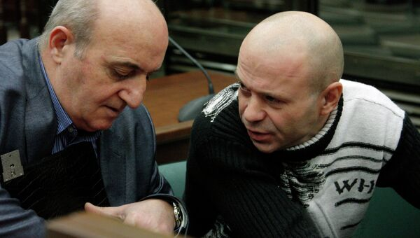 Заседание суда по делу об убийстве Анны Политковской