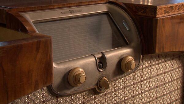 Радиоприемник Сталина в московском Политехническом музее