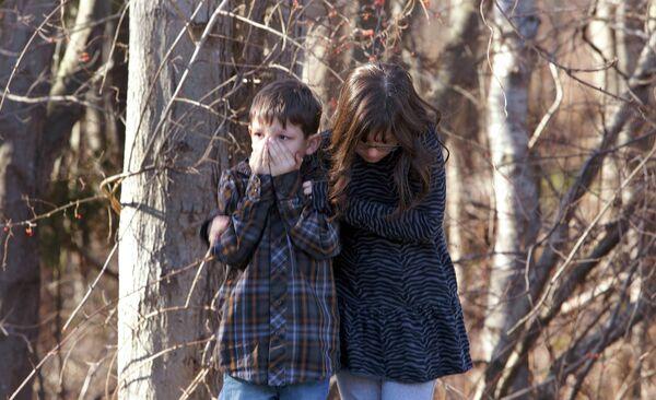 Стрельба в школе в США