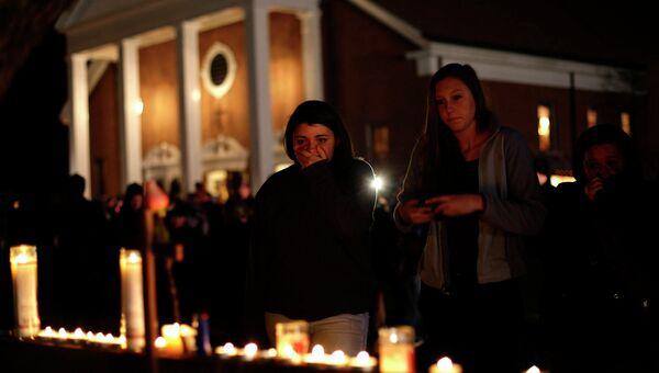 Траур в США по погибшим школьникам