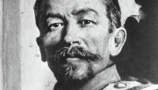 Генерал русской армии Лавр Корнилов