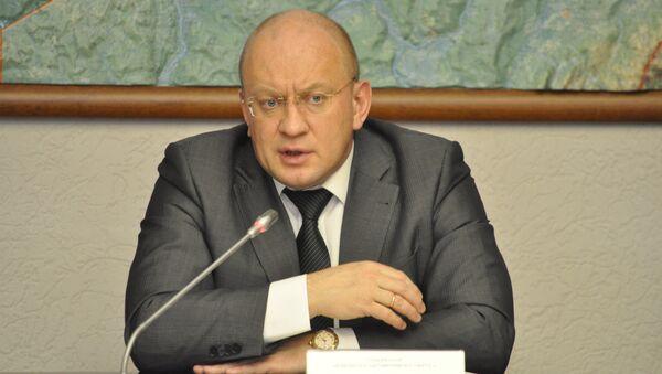 Губернатор НАО Игорь Федоров