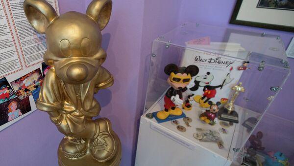 За мышонка Микки Мауса его создатель, Уолт Дисней, в 1932 году получил Оскар