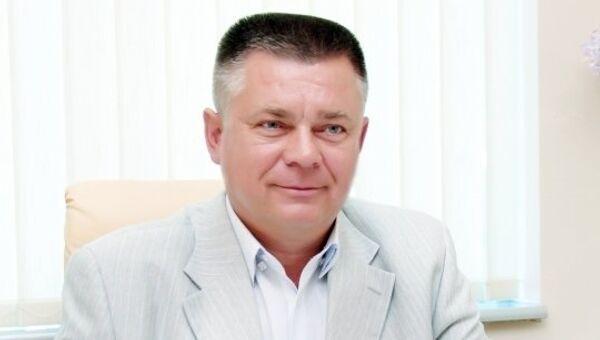 Павел Лебедев, архивное фото
