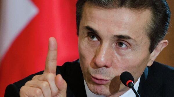 Б.Иванишвили подтвердил участие Грузии в Олимпиаде-2014 в Сочи