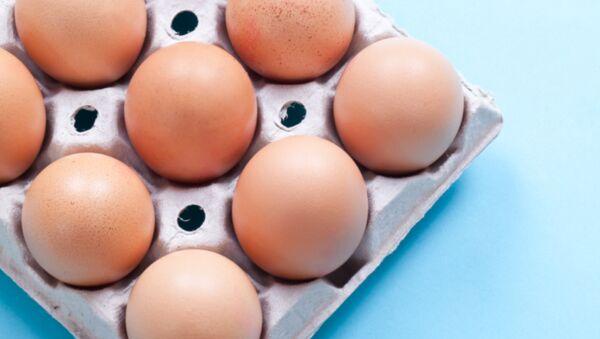 Яйца. Архивное фото.