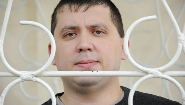 Бывший сокамерник Михаила Ходорковского по Краснокаменской колонии Александр Кучма