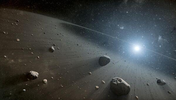 Пояс астероидов, архивное фото
