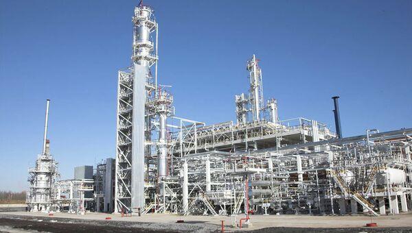 Ачинский нефтеперерабатывающий завод. Архивное фото