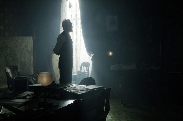 Кадр из фильма Линкольн