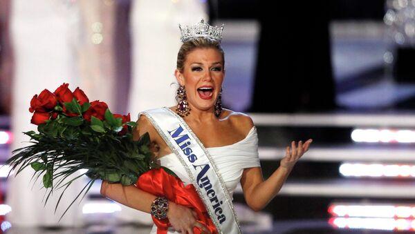 Победительницей конкурса Мисс Америка-2013 стала Мэллори Хэйган