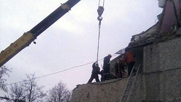 Взрыв бытового газа в деревне Тувси Цивильского района Чувашской Республики
