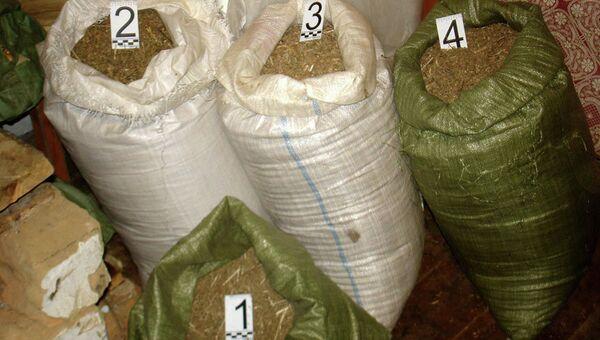 Наркотики в Амурской области