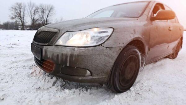 Снегопад и гололед. Как справиться с управлением автомобилем зимой