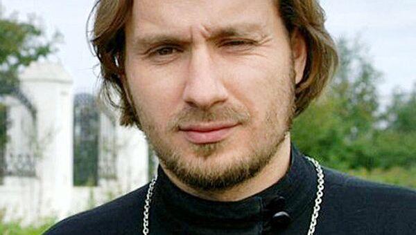 Священник Дмитрий Свердлов