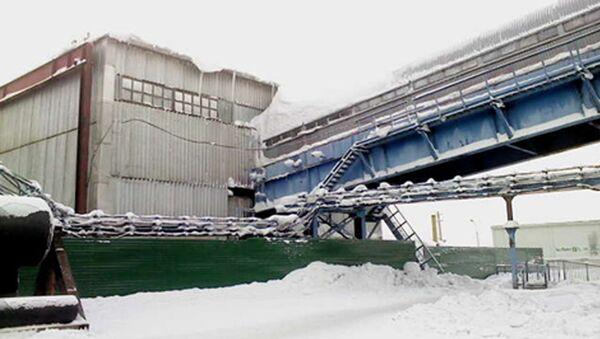 Авария на шахте №7 в Кемеровской области