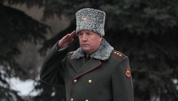 Генерал-полковник Владимир Чиркин