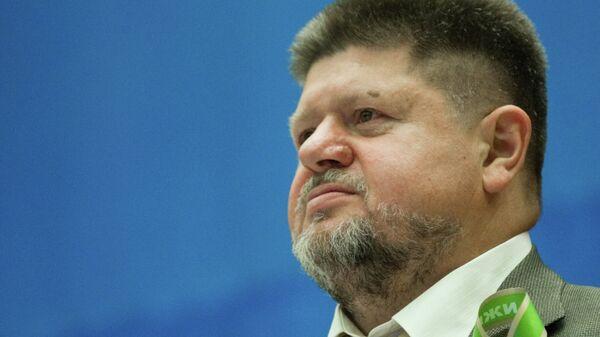 Главный нарколог Министерства здравоохранения и социального развития России Евгений Брюн