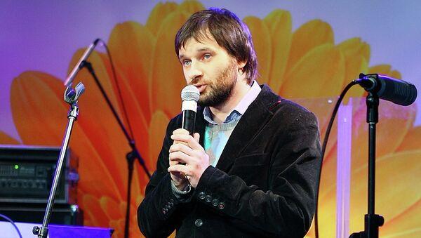 Редакционный директор журнала Esquire Андрей Лошак