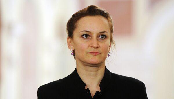 Пресс-конференция и.о. худрука балета ГАБТ Галины Степаненко