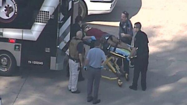 Стрельба в колледже в Техасе