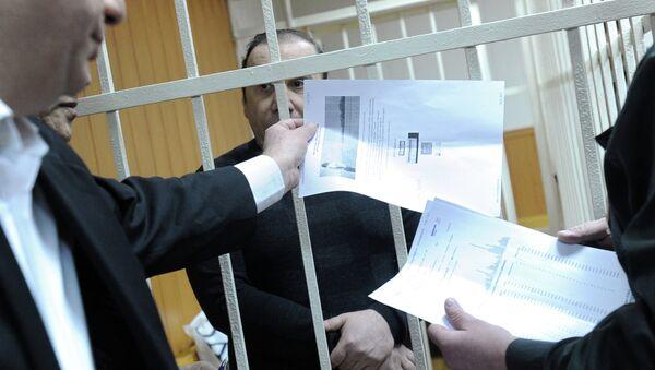 Заседание суда по делу Виктора Батурина. Архив