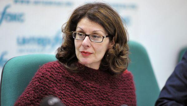 Заместитель директора департамента по Европе и Центральной Азии Human Rights Watch Рэйчел Денбер