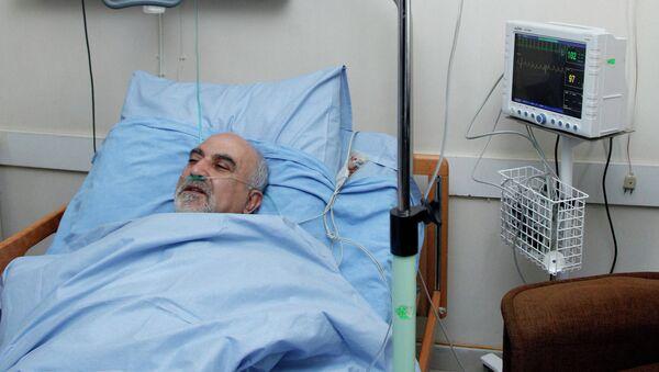 Покушение на кандидата в президенты Армении Паруйра Айрикяна