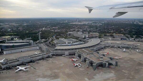Аэропорт Дюссельдорфа. Архивное фото