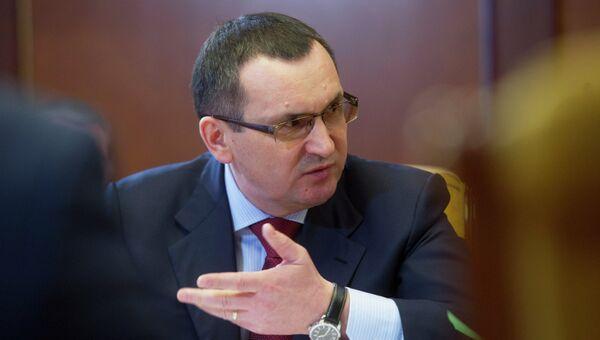 Министр сельского хозяйства РФ Николай Федоров