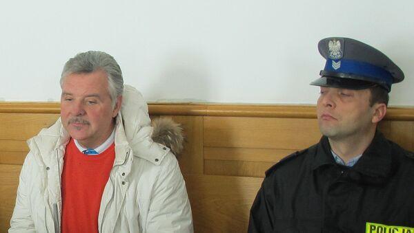 Заседание суда по делу Александра Игнатенко в Польше