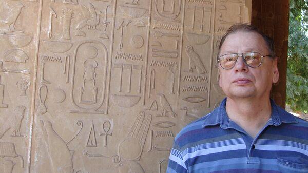 Посол России в Египте Сергей Кирпиченко