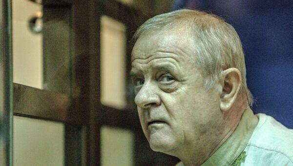 Экс-полковник ГРУ Владимир Квачков. Архив