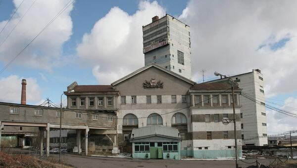Шахта Воркутинская в Коми. Архивное фото