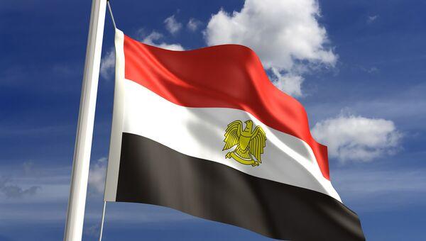 Египетский флаг
