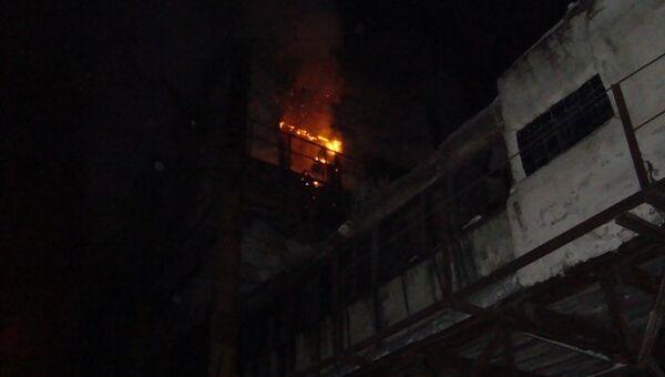 Пожар на Райчихинской ГРЭС ликвидируют в Приамурье