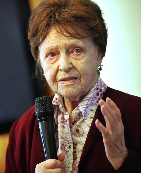 Народная артистка России Ирина Масленникова