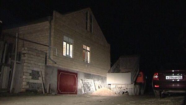 Дом сотрудника вневедомственной охраны отдела МВД РФ по Дербенту в поселке Белиджи