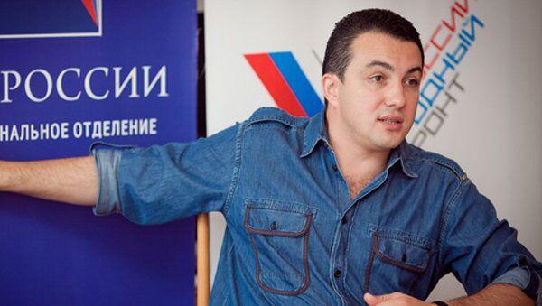Депутат городского совета Михаил Пахомов