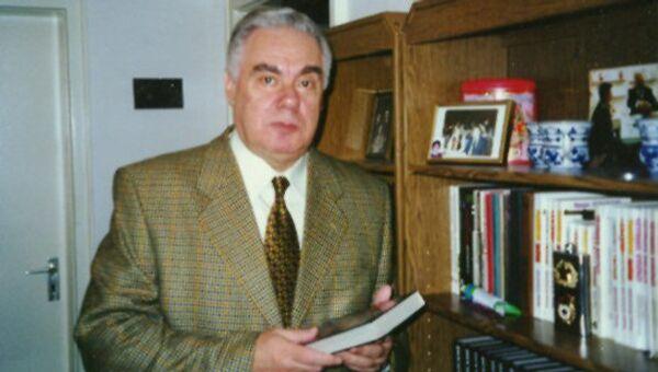 Юрист, публицист, русский писатель Фридрих Евсеевич Незнанский