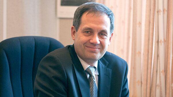 Заместитель генерального директора по внешнеэкономической деятельности и военно-техническому сотрудничеству ЦКБ Рубин Андрей Баранов
