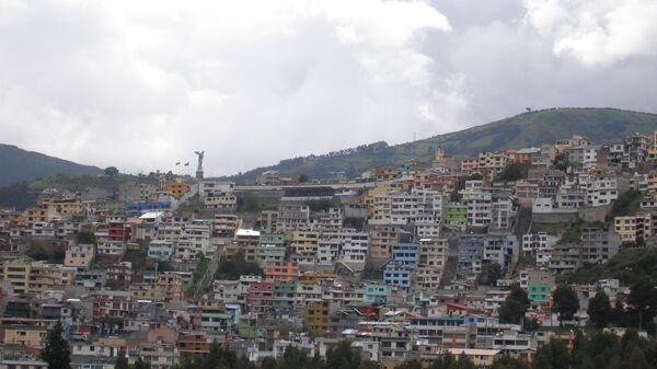 Эквадор. Архивное фото