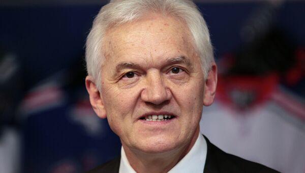 Геннадий Тимченко. Архивное фото