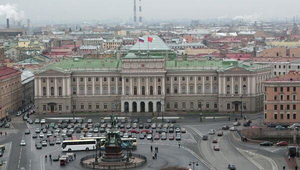 Законодательное собрание Петербурга. Архивное фото